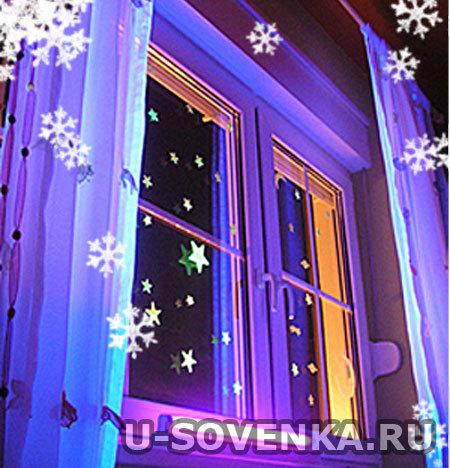 Снежинка из бумаги - поделка к Новому году